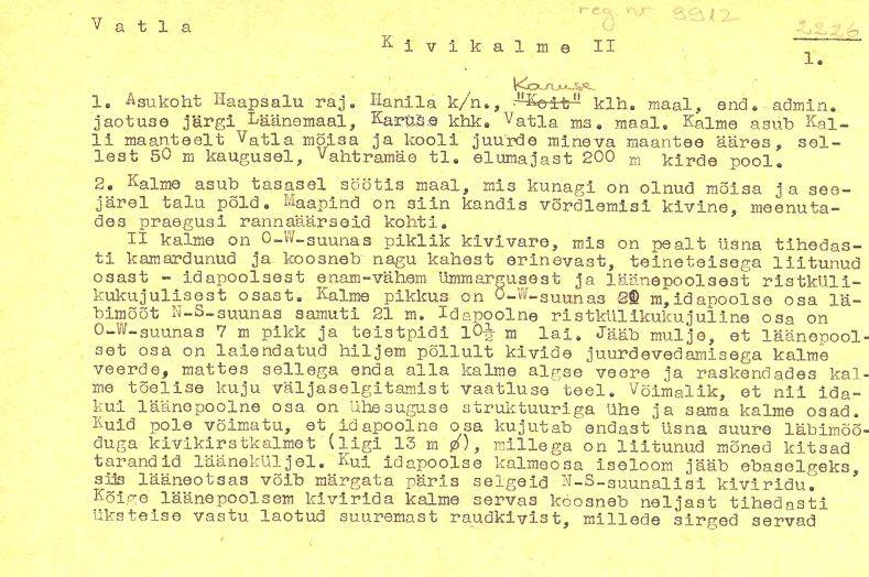 Pass 1  Kuupäev 01.08.1972