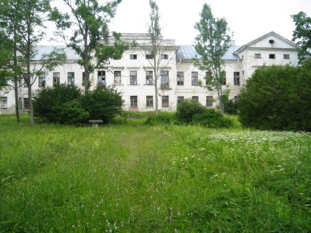 Mõis ja park  Autor Peeter Nork  Kuupäev  21.06.2007