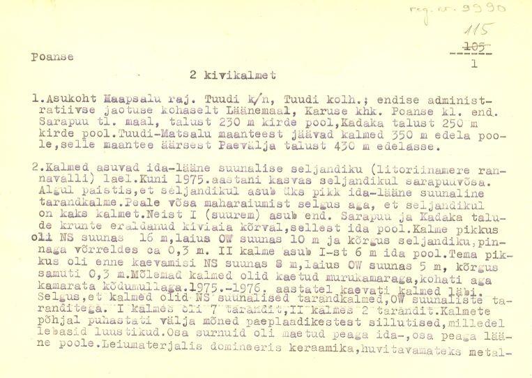 Pass 1  Autor M. Mandel