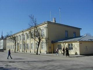 Kohtuhoone Tallinna tänavalt. Foto: Lilian Hansar ca 2005