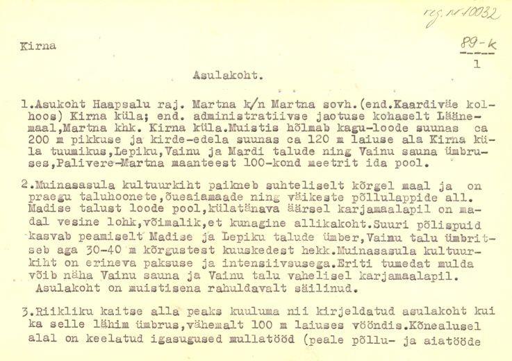 Pass 1  Autor M. Mandel  Kuupäev 01.04.1981