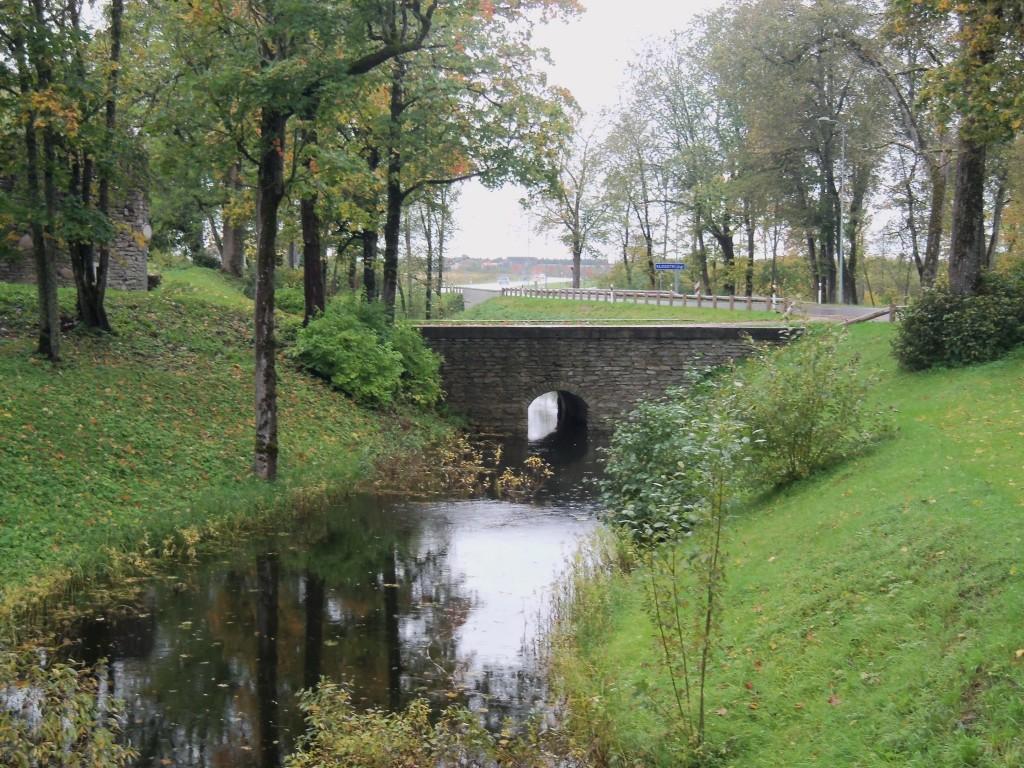 Vaade sillale idast. Foto Silja Konsa 28.09.2012