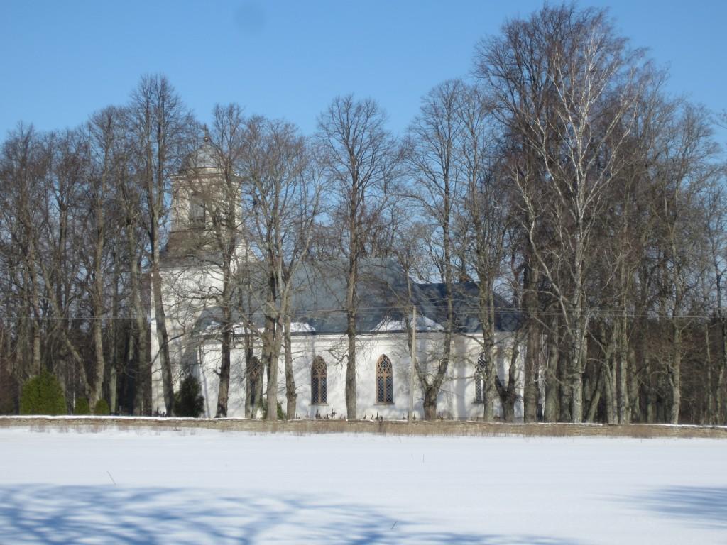 15887 Ilumäe kabel, vaade kabelile lõunast. kuupäev 19.03.2013. Anne Kaldam