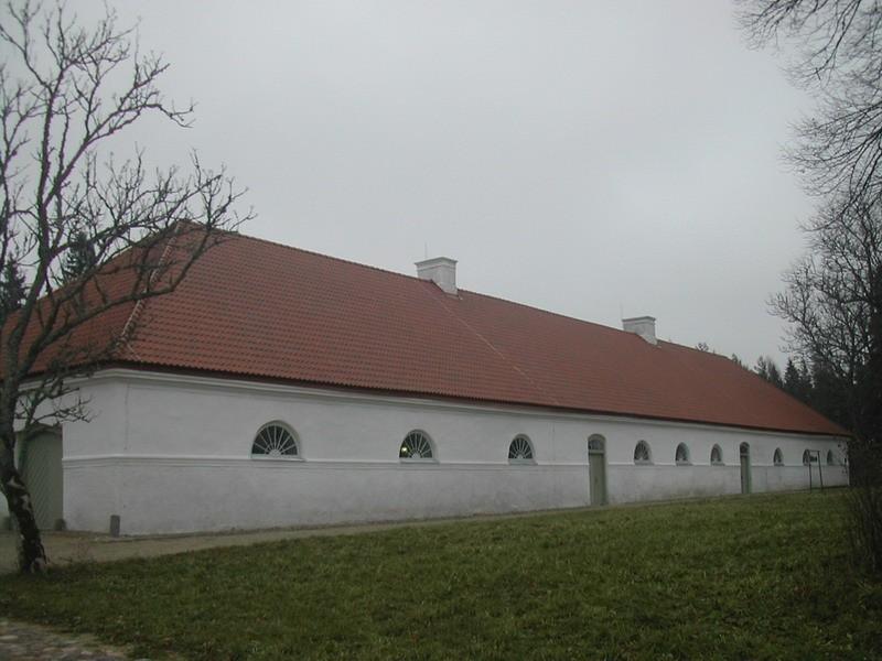 Palmse mõisa moonakatemaja :  Autor ANNE KALDAM  Kuupäev  23.11.2006
