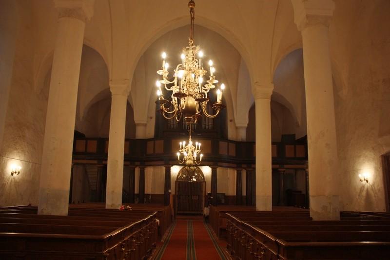 Ambla kirik. Foto: S. Sombri 15.06.2011
