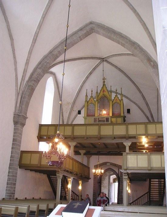 Märjamaa kirik. Foto: S. Sombri 2006