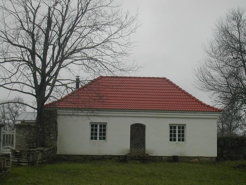 Palmse mõisa aednikumaja : VAADE KIRDEST  Autor ANNE KALDAM  Kuupäev  23.11.2006
