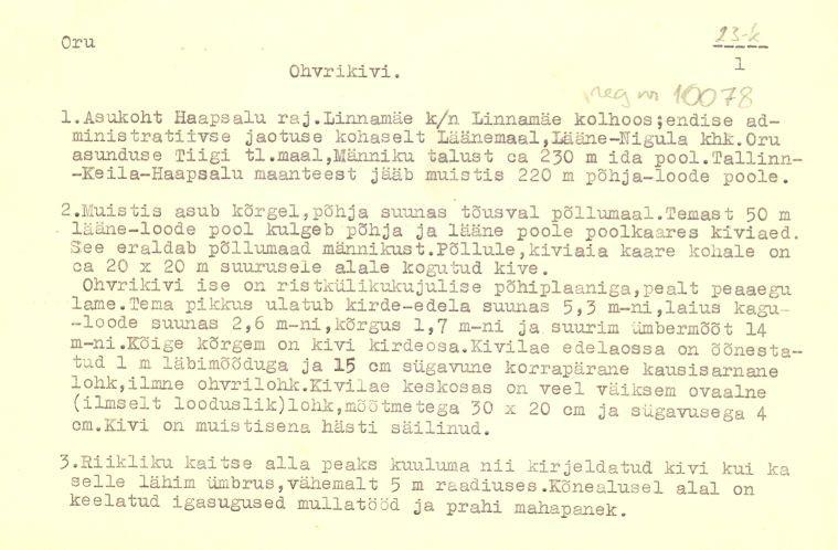 Pass 1  Autor M. Mandel  Kuupäev 01.04.1978