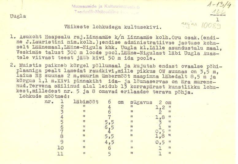 Pass 1  Autor M. Mandel  Kuupäev 01.09.1973