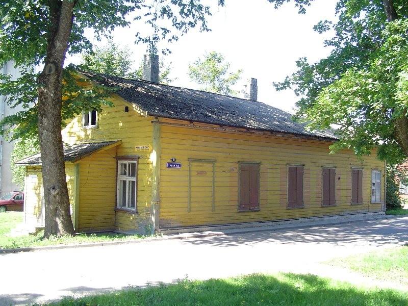 Väike-Aia tn 8. Foto: K. Klandorf 07.08.2007.
