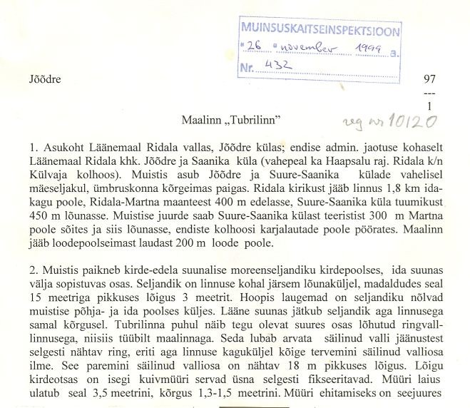 Pass 1  Autor M. Mandel  Kuupäev 01.06.1999