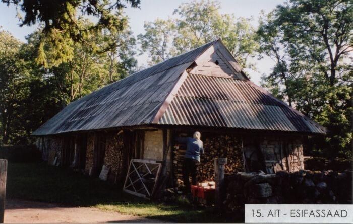 Sumari talu ait. Foto: Mõisaprojekt OÜ. 2004.