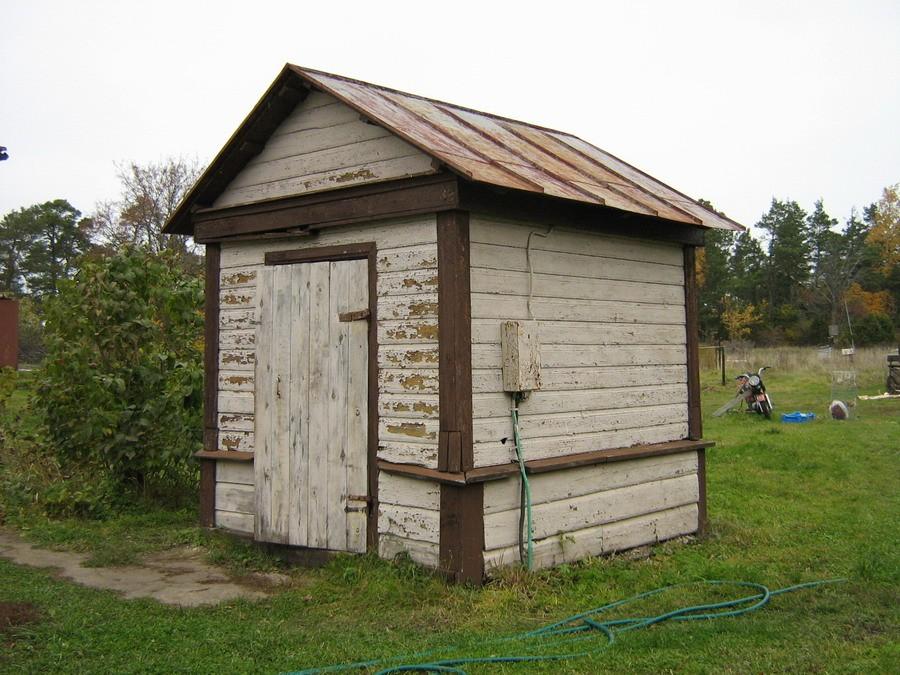 Kaevumaja  Autor Kalli Pets  Kuupäev  25.10.2007