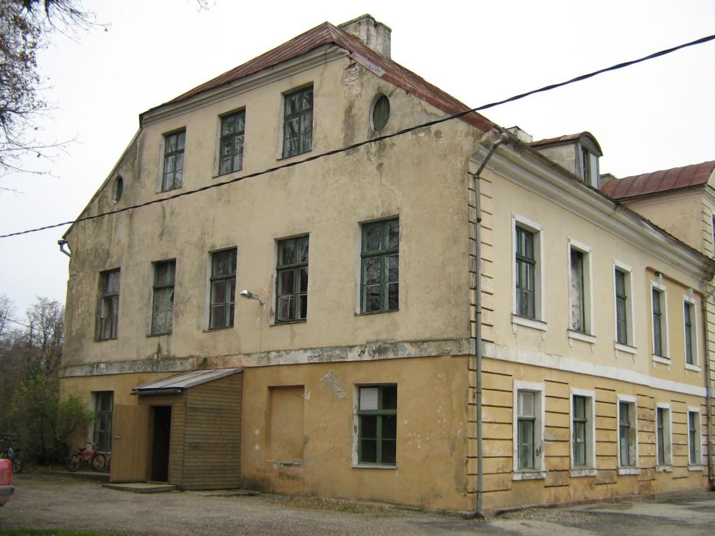 Läänesein  Autor Kalli Pets  Kuupäev  26.10.2007