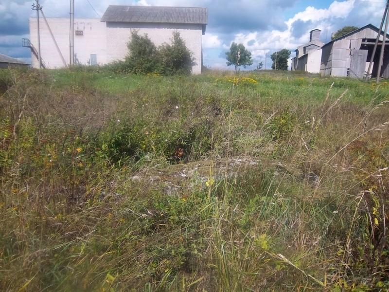 Lohukivi reg nr 12013, vaade kagusuunast. Foto: K. Klandorf, 29.08.2013.