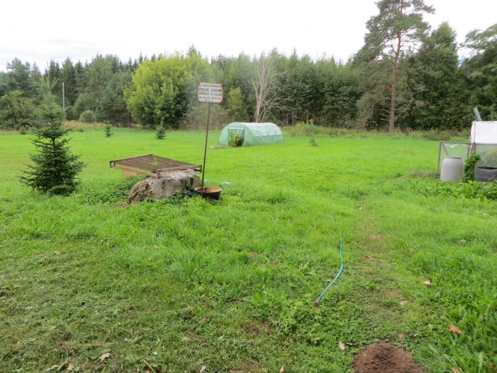 Kivikalme reg nr 13192. Foto: Ingmar Noorlaid, 27.08.2013.