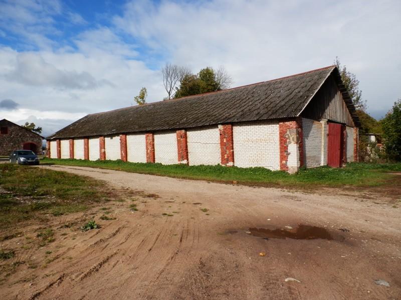 Olustvere mõisa rehi 1 Foto Anne Kivi 24.09.2013