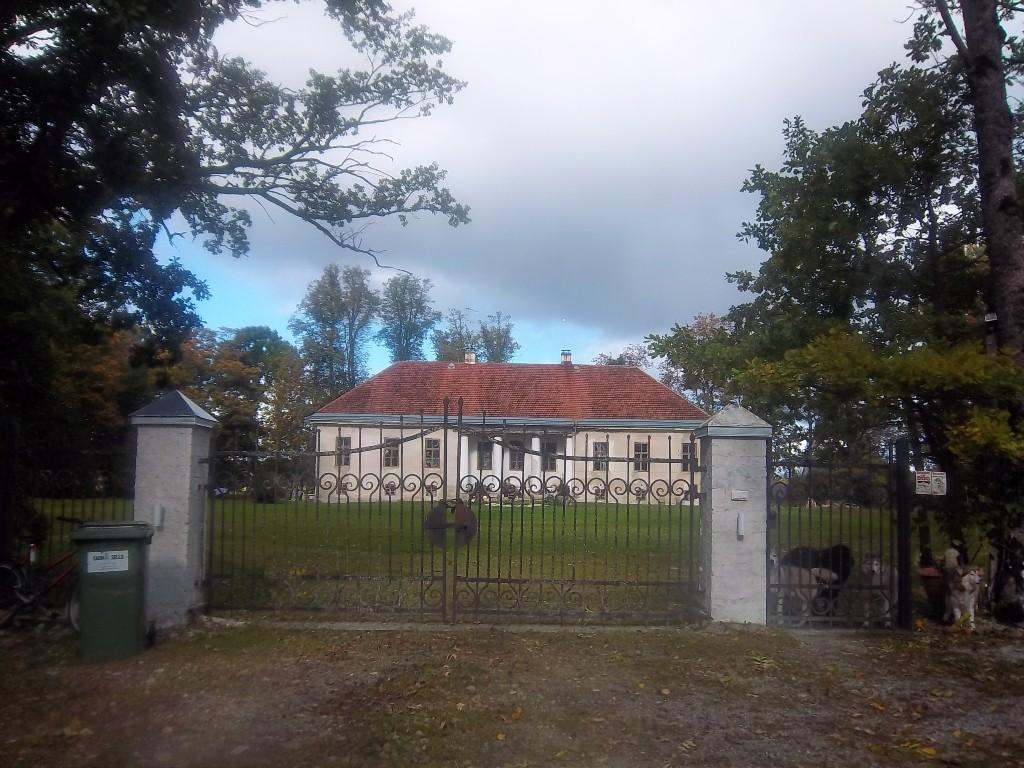 Konuvere mõisa peahoone. K. Klandorf 25.09.2013.