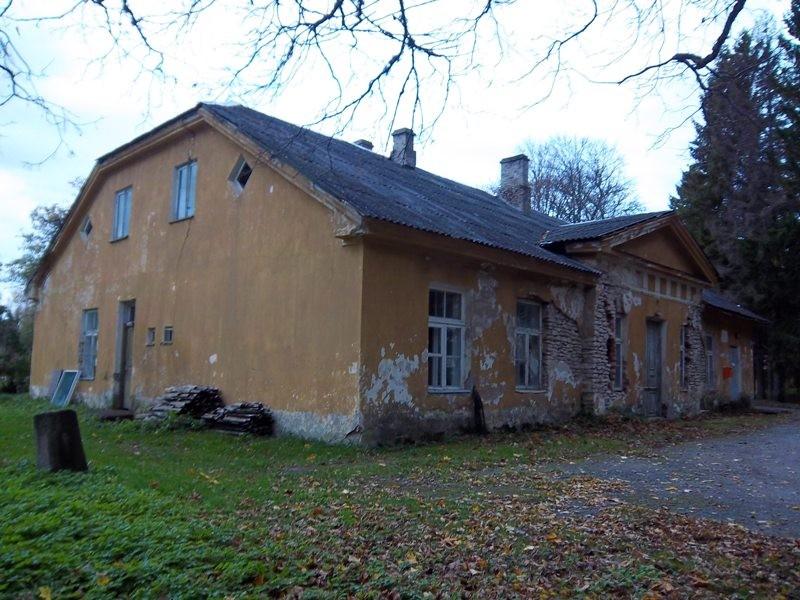 Seli mõisa valitsejamaja. K. Klandorf 13.10.2011