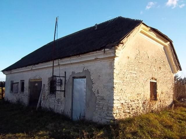 Kuusiku mõisa sepikoda. K. Klandorf 15.11.2011.