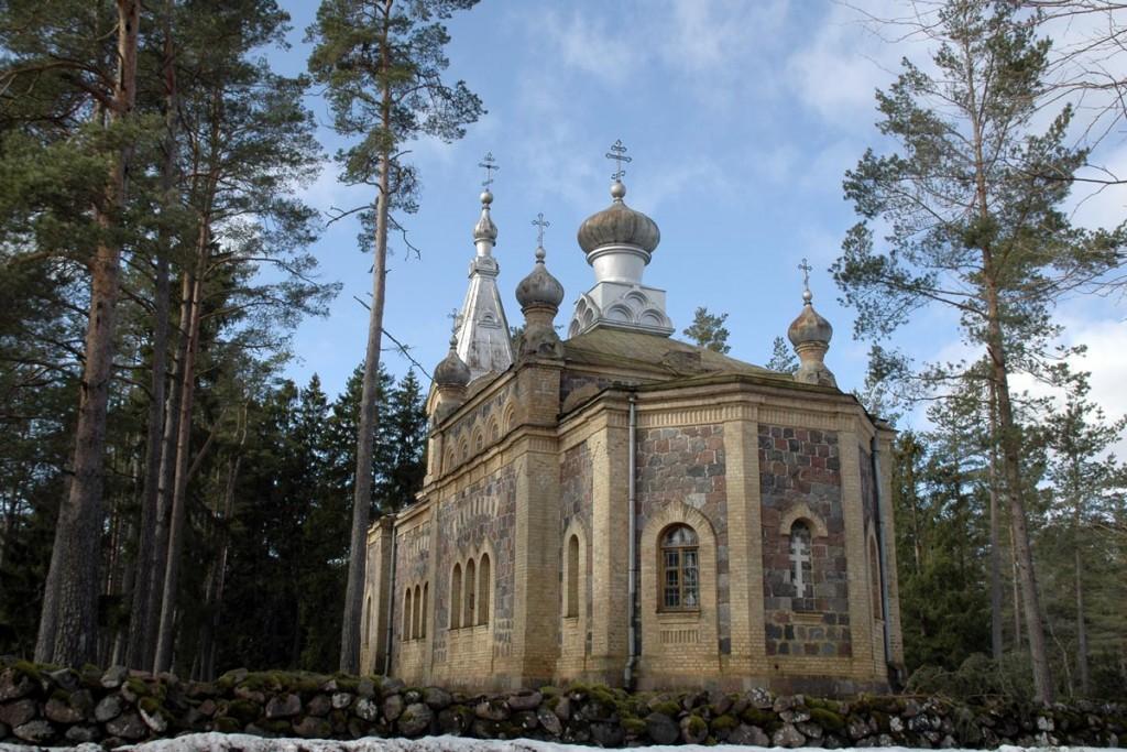 Kuriste õigeusu kirik  Autor M.Mõniste  Kuupäev  14.03.2007