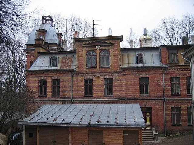 Lai 1 esikülg  Autor Egle Tamm  Kuupäev  22.11.2007