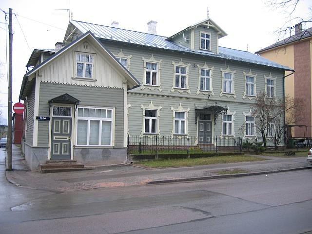Tähe 7 välisvaade  Autor Egle Tamm  Kuupäev  26.11.2007