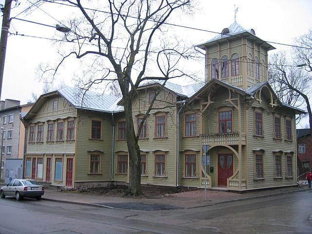 Tähe 11-13 fassaad  Autor Egle Tamm  Kuupäev  26.11.2007