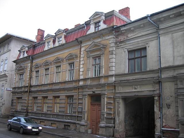 Lai 34 esifassaad  Autor Egle Tamm  Kuupäev  28.11.2007
