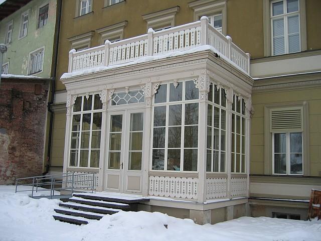 Lai 28 veranda  Autor Egle Tamm  Kuupäev  01.02.2007