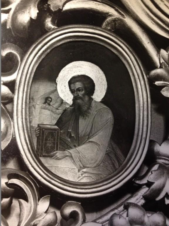 Evangelist Matteus. Foto R. Kärner. 11.10.1986