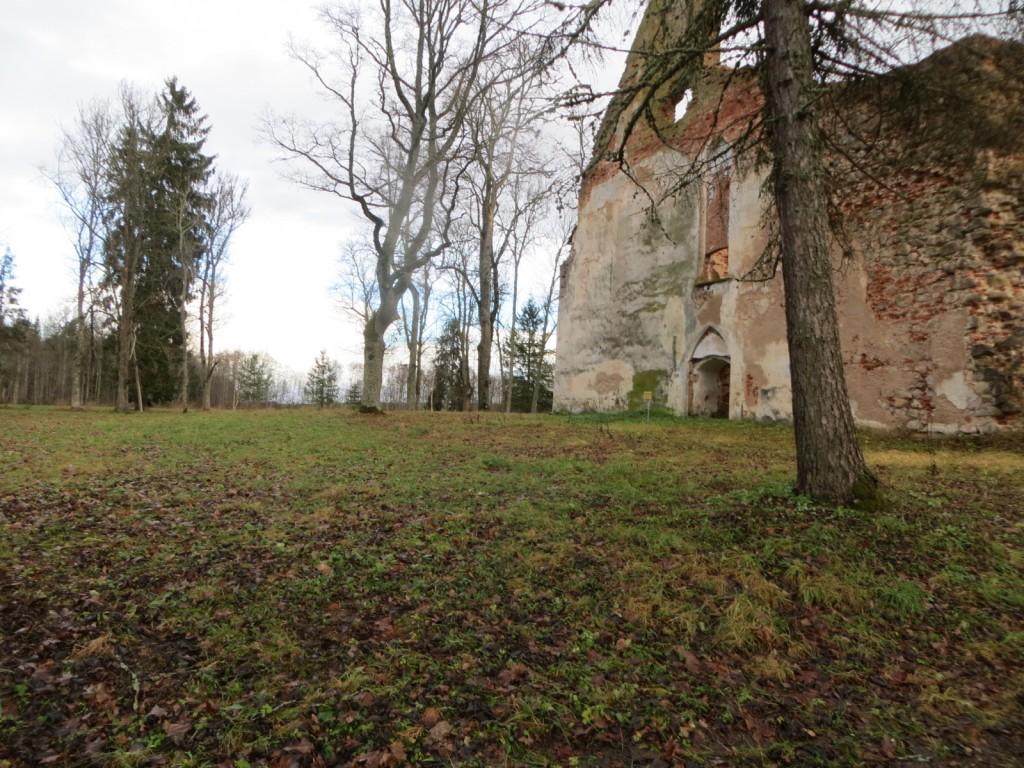 Helme kirikuaed reg nr 13057. Foto: Ingmar Noorlaid, 28.11.2013.