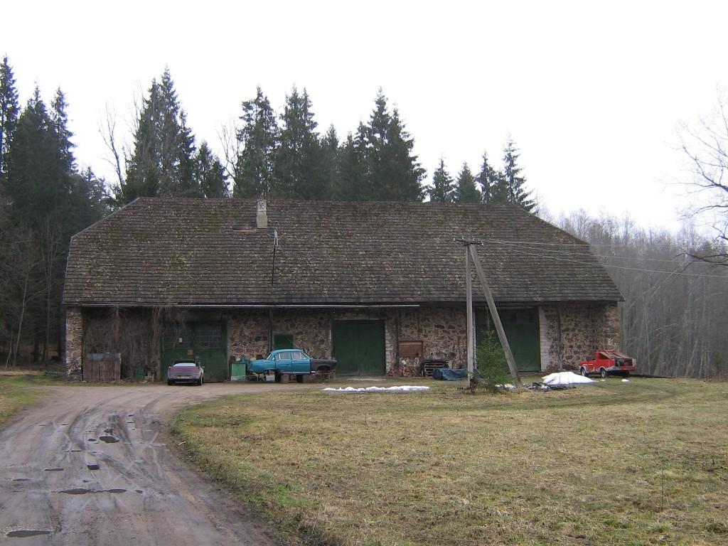 Vaade magasiaidale Autor Anne Kivi  Kuupäev  21.03.2007