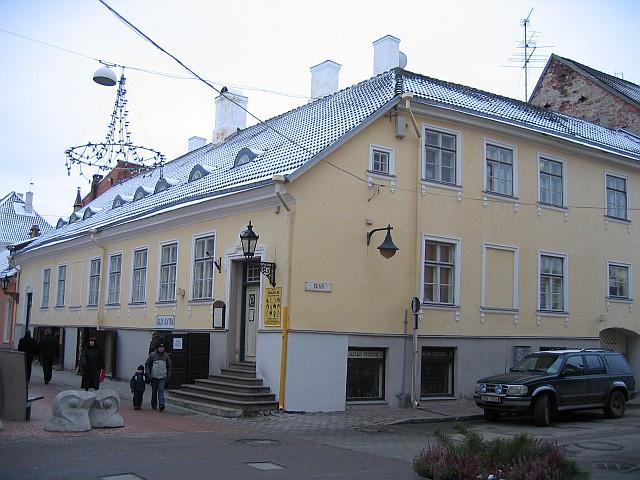 Rüütli 12 üldvaade  Autor Egle Tamm  Kuupäev  02.01.2008