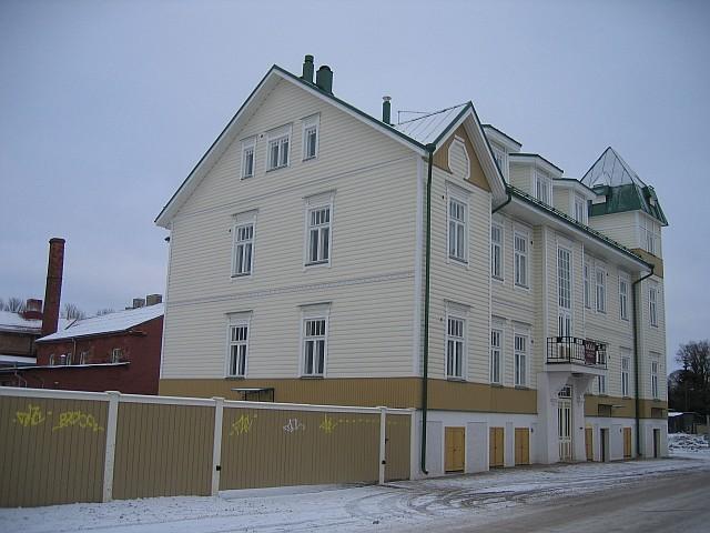 Oa 1 esifassaad  Autor Egle Tamm  Kuupäev  02.01.2008