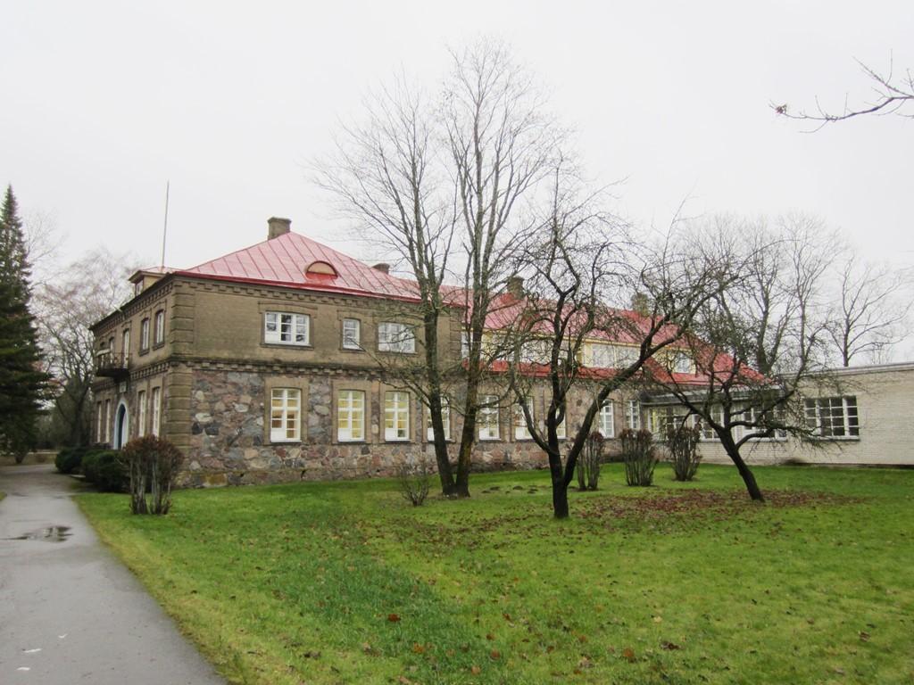 15701 Laekvere koolihoone, VAADE . Foto Anne Kaldam 05.11.2013
