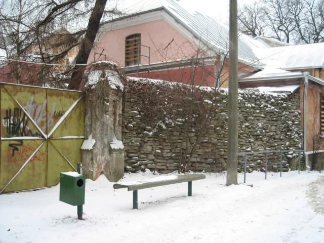 Piirdemüür  Autor Peeter Nork  Kuupäev  08.01.2008