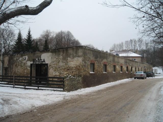 Karjakastell  Autor Peeter Nork  Kuupäev  08.01.2008