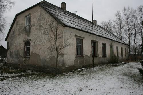Sauga-Kambi mõisa valitsejamaja  Autor Mari Lõhmus  Kuupäev  14.11.2007