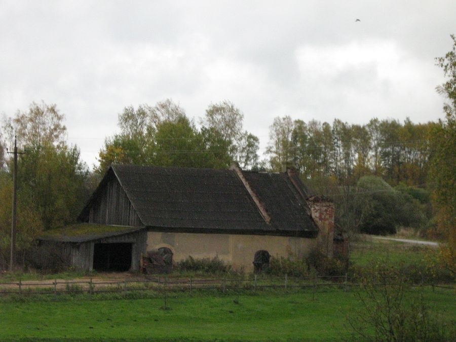 Karula mõisa kuivati Foto autor M-L Paris 2012