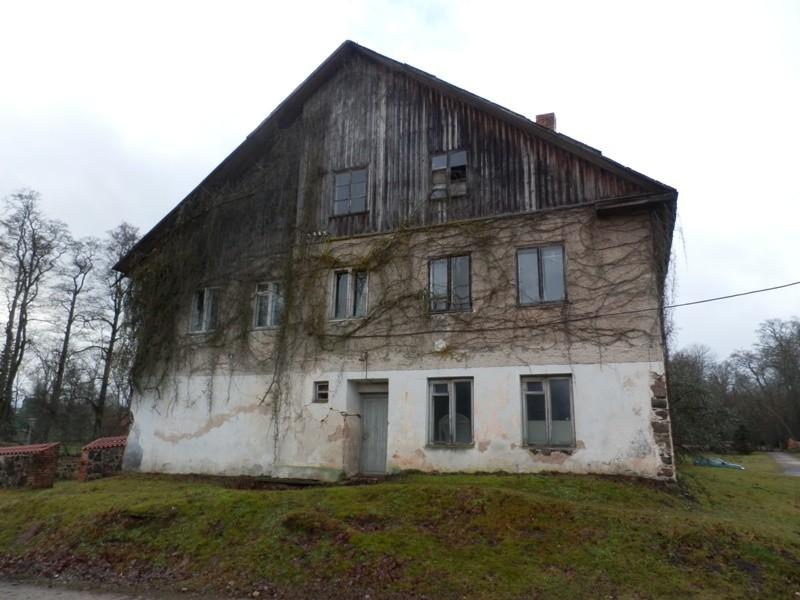 14584 Olustvere mõisa aednikumaja Foto Anne Kivi 10.01.2014