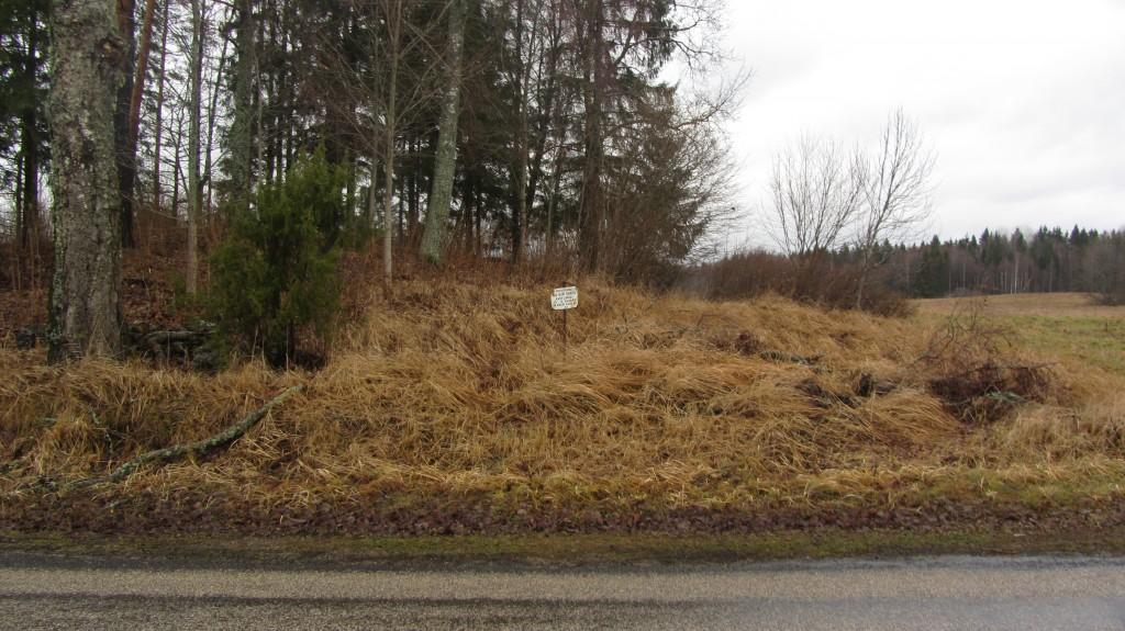 Kalmistu reg nr 13177. Foto: Ingmar Noorlaid, 09.01.2014.