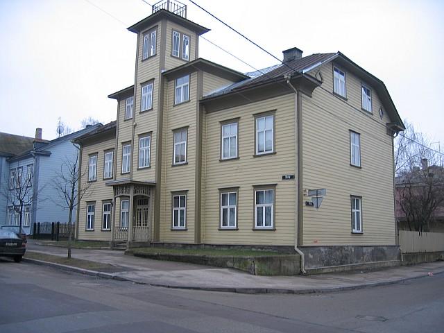 Tähe 31 esifassaad  Autor Egle Tamm  Kuupäev  16.01.2008
