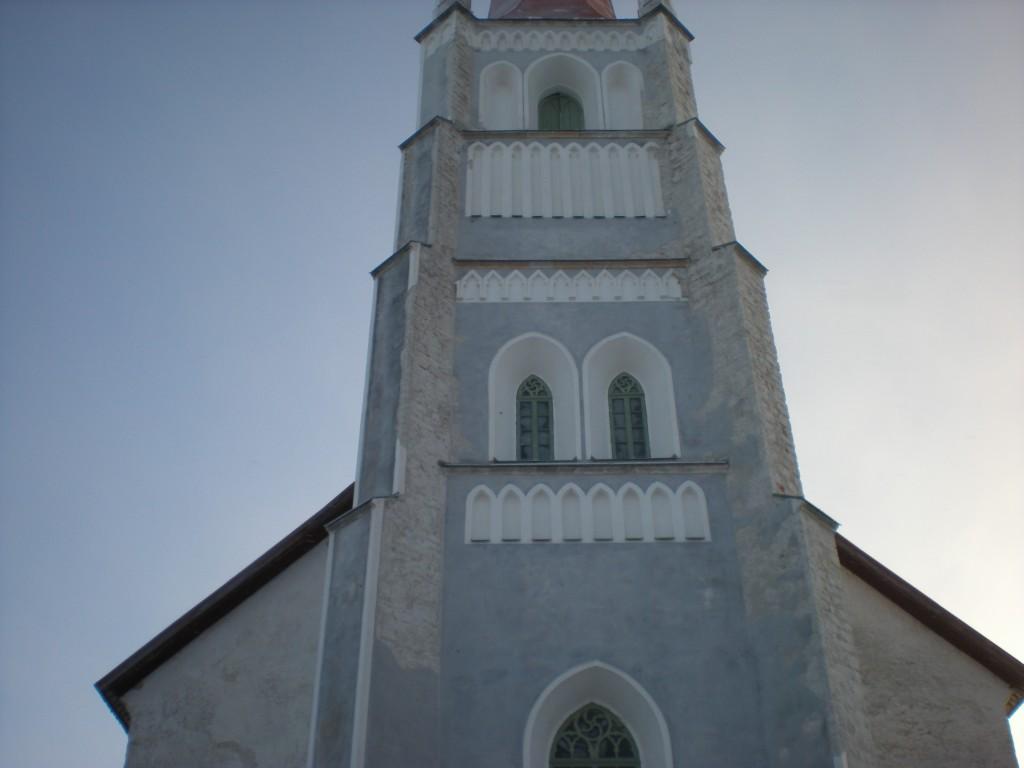 Türi kirik Tiit Schvede 20.01. 2014