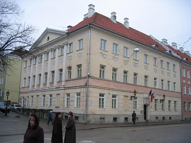 Küüni 5 fassaad  Autor Egle Tamm  Kuupäev  18.01.2008
