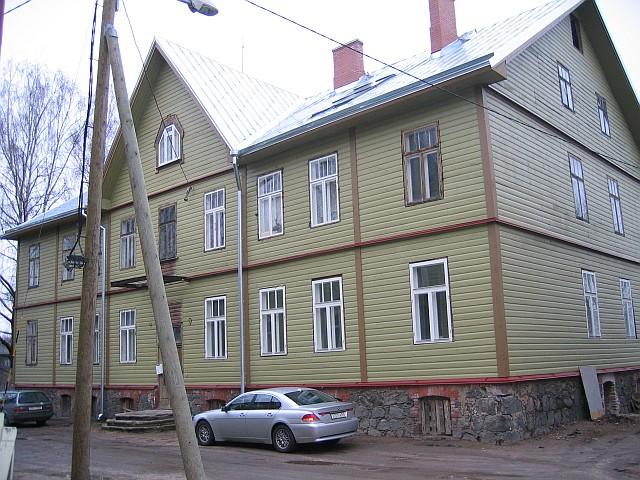 Lepiku 9 tänavavaade  Autor Egle Tamm  Kuupäev  21.01.2008