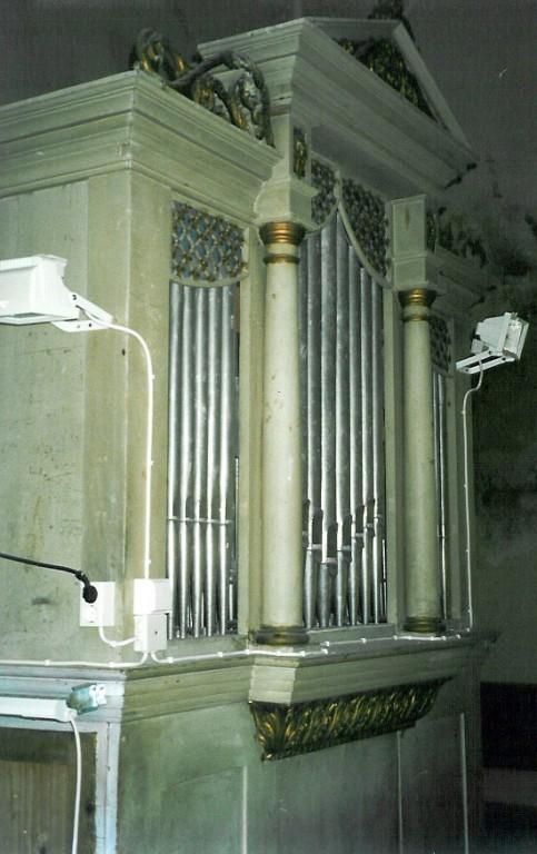 Oreliprospekt. C. A. Tanton, 1845/46 (puit, polükroomia) Foto: S.Simson, 2001