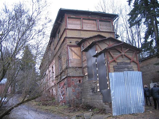 Kalevi 17 esivaade  Autor Egle Tamm  Kuupäev  31.01.2008