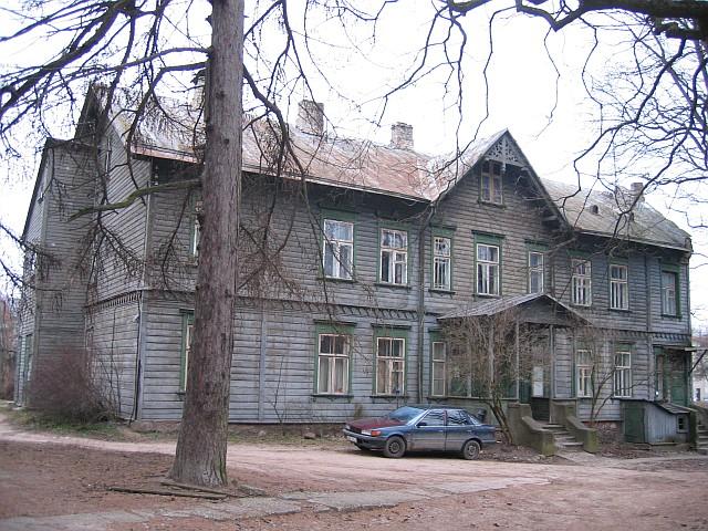 Liivi 5 esikülg  Autor Egle Tamm  Kuupäev  01.02.2008