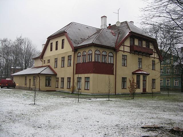 Veski 35 Kastani t poolt  Autor Egle Tamm  Kuupäev  11.02.2008
